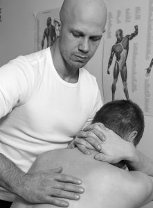 Osteopatiahoito on hellävaraista